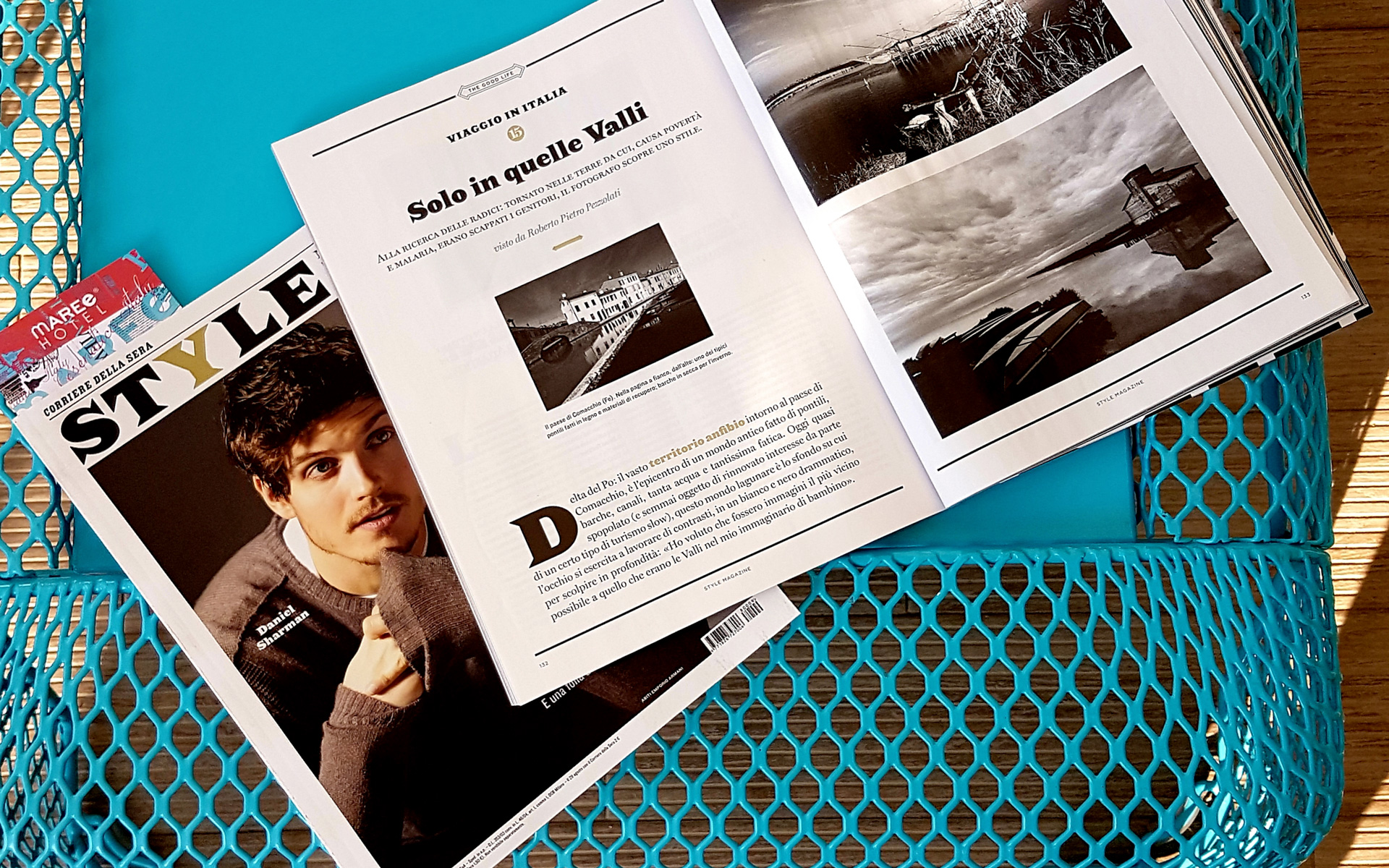Roberto Pietro Pezzolati / Articles - Quelle Valli